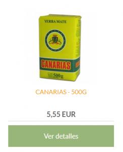 Mate canarias