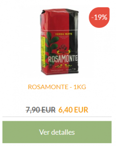 mate rosamonte